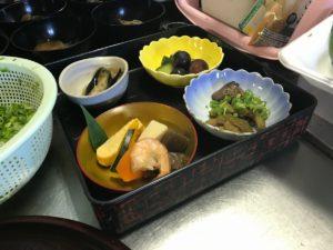 ちからのランチ 小鉢 前菜
