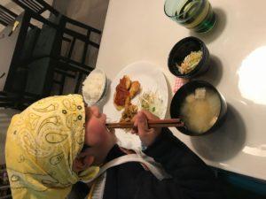 みんなの食堂 子ども達の食事風景