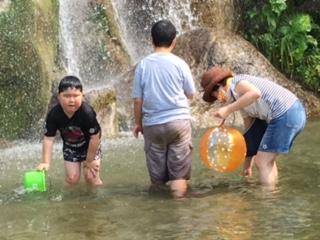 えにし レクレーション 水遊び&レクレーション